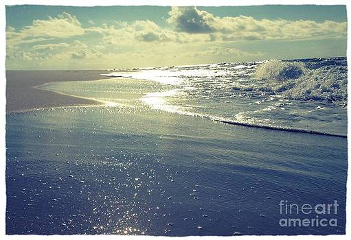 The Morning Beach III by Garren Zanker