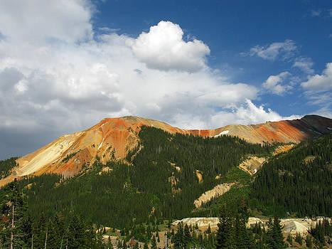 The Mountain top by Jodi Eaton