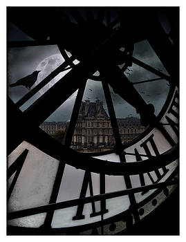 The museum by Marie  Gale