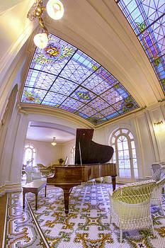 Jason Politte - The Music Room at the Fordyce Bathhouse - Hot Springs - Arkansas