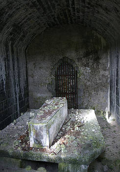 The mysterious grave of Shaw Taylor by Erik Tanghe