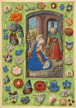 Getty Research Institute - The Nativity ca1480