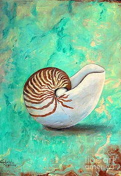 The Nautilus by Gabriela Valencia