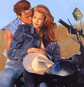 The New Bike by Gary McLaughlin