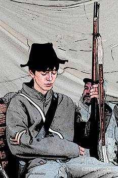 The New Corporal by   Joe Beasley