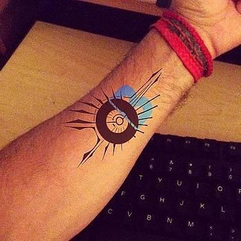 The New #ink Wwoooo #ob #tattoo by Orlando Gonzalez