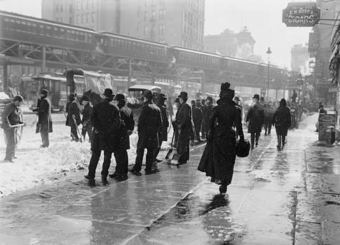 Steve K - The New York Blizzard 1899