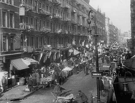 Steve K - The New York Ghetto 1895
