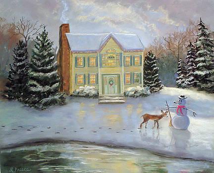 The Night Before Christmas by Linda Preece