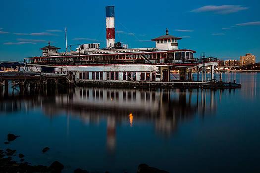 The Night Ferry by John Dryzga
