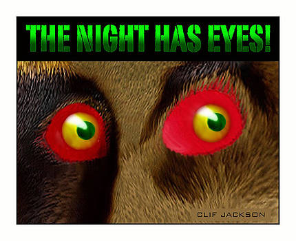 The Night Has Eyes by Clif Jackson