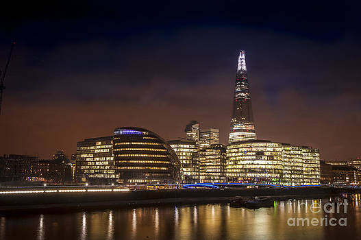 The Night Shard by Donald Davis