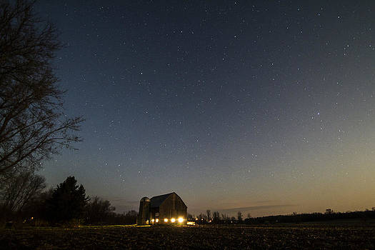 The Night Shift by Matt Molloy