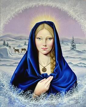 Nathalie Chavieve - The Nordic madonna