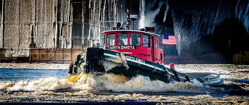 The North Dakota by David Wynia