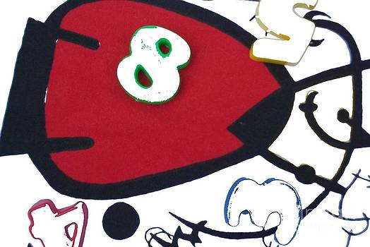 The Number of Miro by Demetrius Cotta