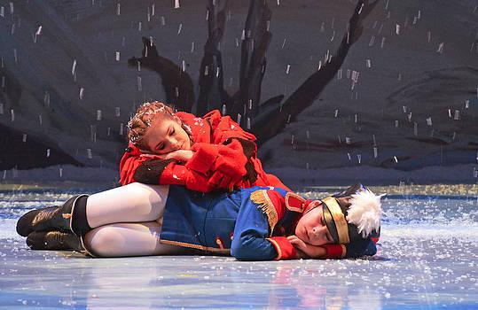 The Nutcracker Ballet 12 by Cheryl Cencich