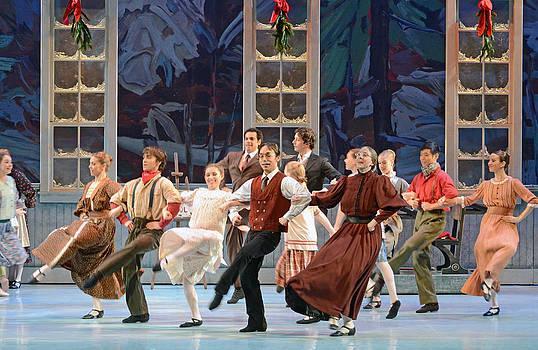 The Nutcracker Ballet 2 by Cheryl Cencich