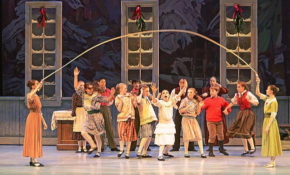 The Nutcracker Ballet 3 by Cheryl Cencich