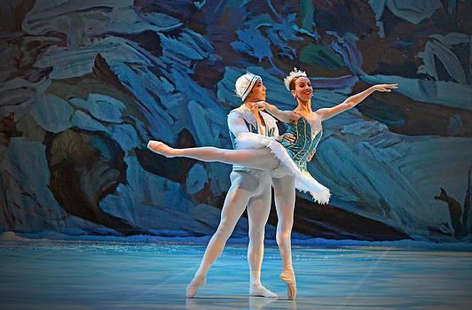 The Nutcracker ballet 8 by Cheryl Cencich