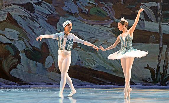 The Nutcracker Ballet 9 by Cheryl Cencich