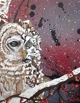 The Obstreperous Space Turf of the Oort Cloud Owl by Jacob Wayne Bryner