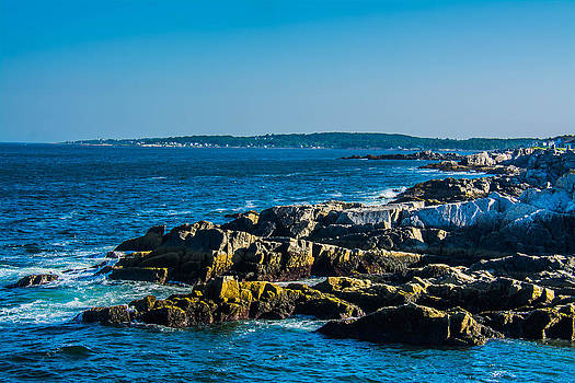 The Ocean Rocks by Jason Brow
