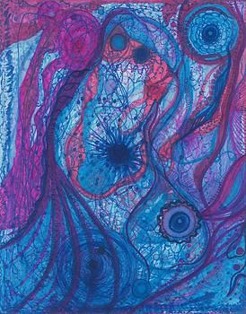 The Ocean's Blue Heart by Daina White