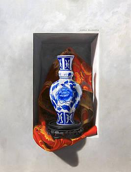 The Offering by Jorge  Alberto Gonzalez
