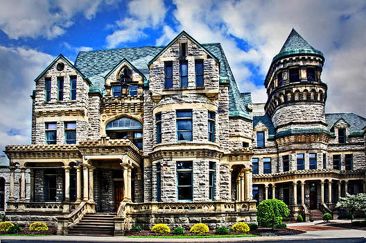 The Ohio State REformatory by Cheryl Cencich