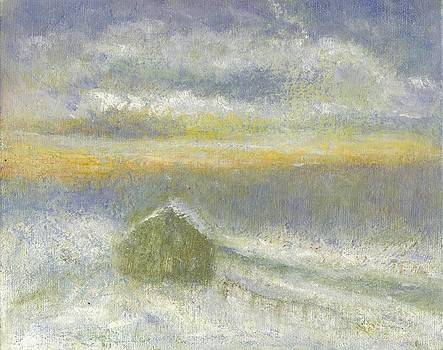 The Old Barn by Joe Leahy