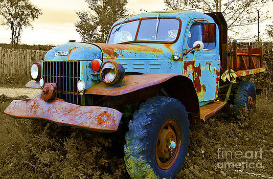 The Old Beater by John Debar
