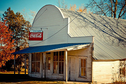The Old Country Store by Kristy Creighton