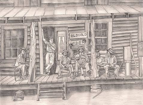 The Old County Store by Beverly Marshall