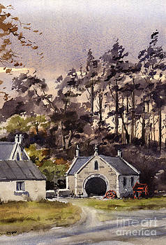 Val Byrne - The Old Forge in Enniskerry Wicklow