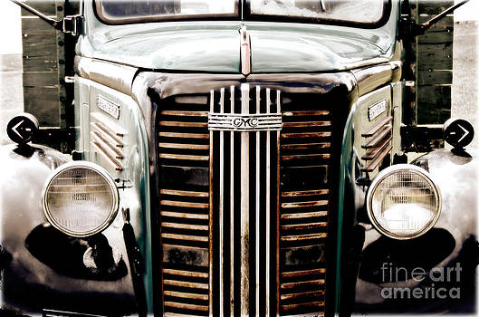 The Old GMC by Steven Digman