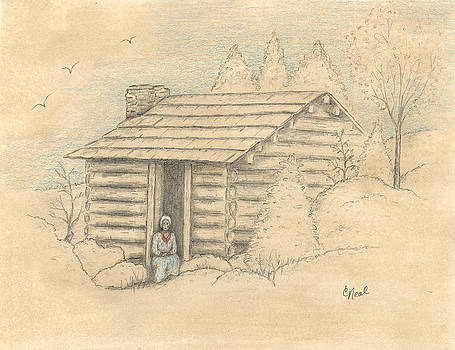 The Old Homeplace by Carol Neal