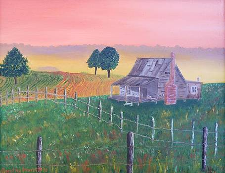 The Old Homestead by Dorothy Merritt