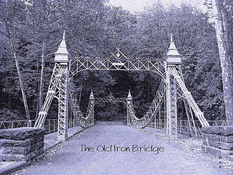 The Old Iron Bridge by Penny McClintock