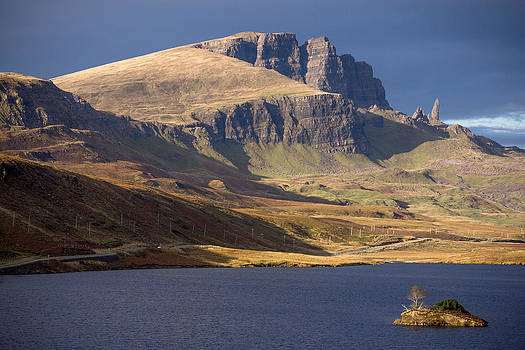 The Old Man of Storr by Arianna Petrovan