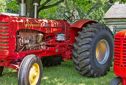 The Old Massey by Wayne Stabnaw