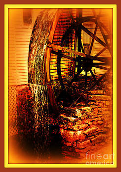 Susanne Van Hulst - The Old Mill 1886 Cherokee North Carolina