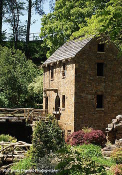 The Old Mill by Michelle Cawthon