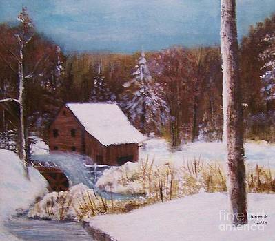 The Old Mill by Sue Carmicle