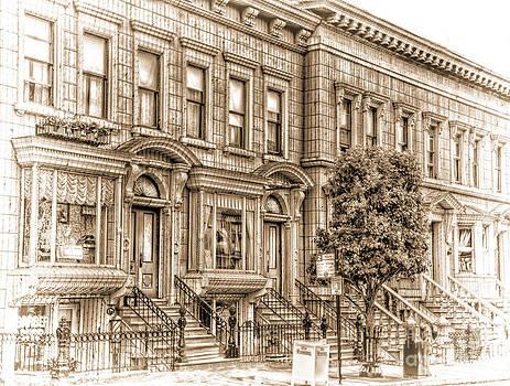 The Old Neighborhood by Arnie Goldstein