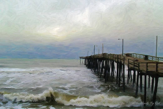 The Old Pier by Melody McBride