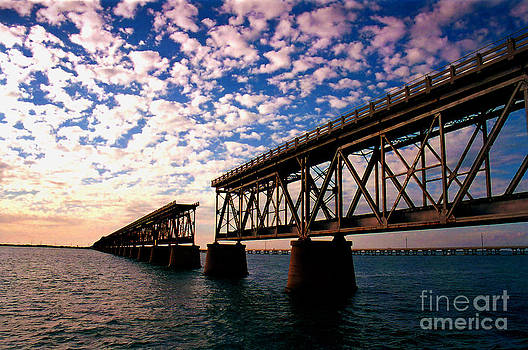 Susanne Van Hulst - The Old Rail Road Bridge in the Florida Keys 2