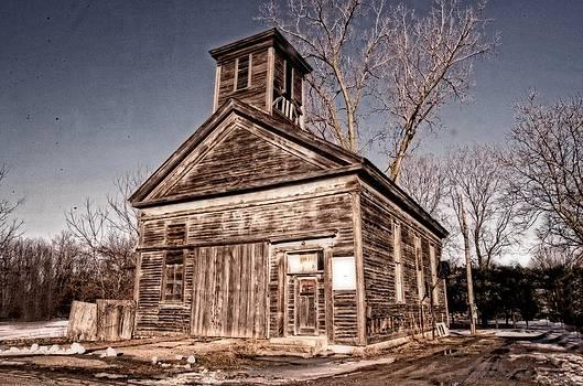 The Old School by Cheryl Cencich