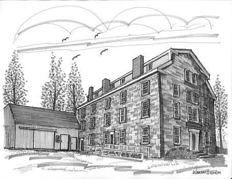 Richard Wambach - The Old Stone House