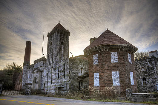 The Old Taylor Distillery by Tony DellOrfano